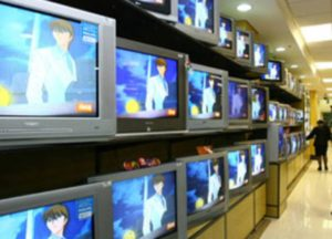 comercio televisores